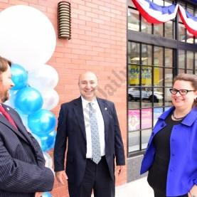 Ridgewood Savings Bank Clinton Hill Branch Grand Opening 09/12/2017 - Brooklyn Archive