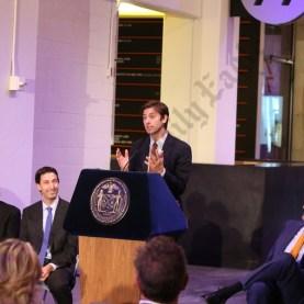 Brooklyn Navy Yard Building 77 Opening Ceremony 11/08/2017 - Brooklyn Archive