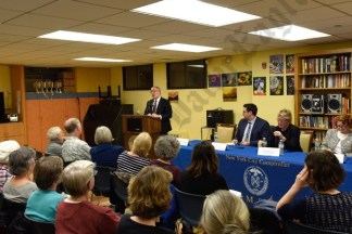 Cobble Hill Association Meeting 11/28/2017 - Brooklyn Archive