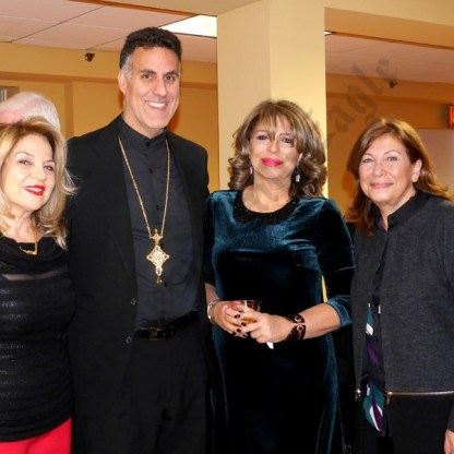 St. Nicholas Home Christmas Party 12/06/2017 - Brooklyn Archive