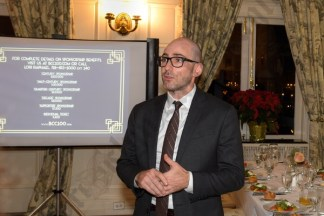 Brooklyn Chamber of Commerce at the Heights Casino 11/29/2017 - Brooklyn Archive