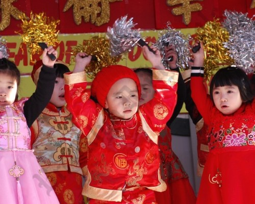 Lunar New Year Parade in Sunset Park 02/18/2018 - Brooklyn Archive