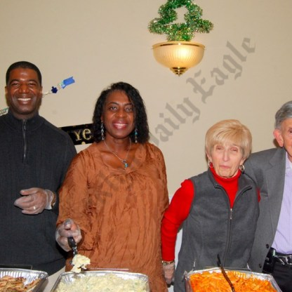 Thomas Jefferson Christmas Party 2016 - Brooklyn Archive