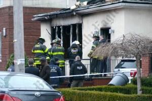 Sheepshead Bay House Fire 01/22/2018