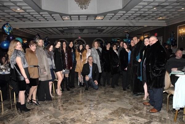 Rotary Club Fashion Show 03/02/2018 - Brooklyn Archive
