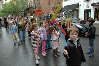 St. Ann's Puppet Parade 2008