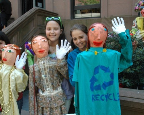 St. Ann's Puppet Parade 2009 - Brooklyn Archive