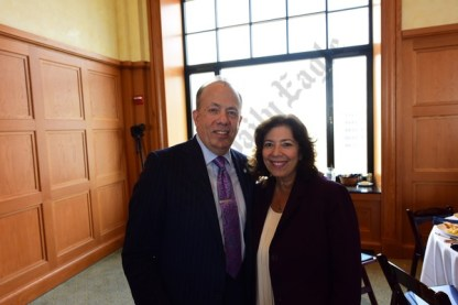 The Brooklyn Hospital Center Legislative Lunch 5/11/2018 - Brooklyn Archive