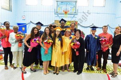 League Center Graduation 06/20/2018 - Brooklyn Archive