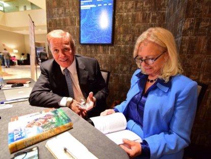 Pulaski Biography Book Signing 09/30/2017 - Brooklyn Archive