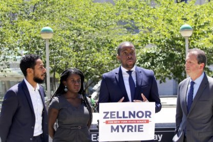 Senate Candidate Zellnor Myrie Endorsements 07/19/2018 - Brooklyn Archive