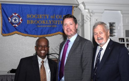 Society of Old Brooklynites Anniversary Luncheon 06/24/2018 - Brooklyn Archive