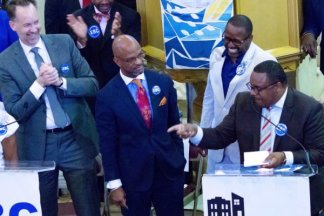 East Brooklyn Congregations Victory Rally 07/15/2018 - Brooklyn Archive
