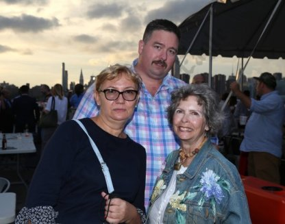North Brooklyn Chamber of Commerce Midsummer Eve Barbecue 08/14/2018 - Brooklyn Archive