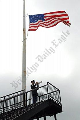 9/11 Ceremony Fort Hamilton Army Base 09/07/2018 - Brooklyn Archive