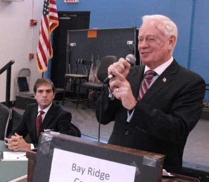 Bay Ridge Council on Aging Political Forum 10/03/2018 - Brooklyn Archive
