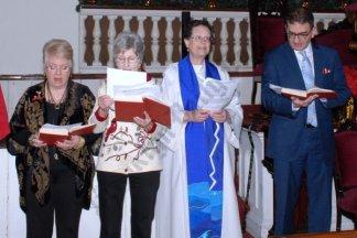 New Utrecht Dutch Reformed Church pre-Christmas Service 12/16/2018