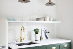 Green Basic Kitchen