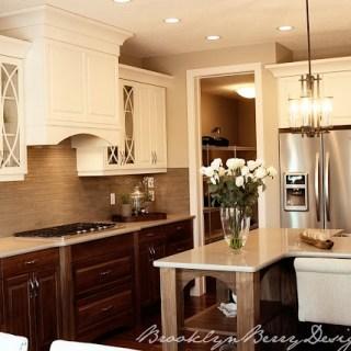 Aspen II Showhome in Cranston – Dream Kitchen Design