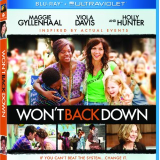 Won't Back Down – New DVD