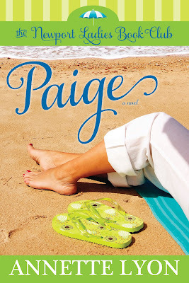 Paige (The Newport Ladies Book Club #3) – Book Review
