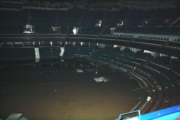 saddledome flood