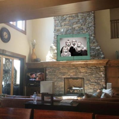 Large Fireplace Mantle – Ask A Designer