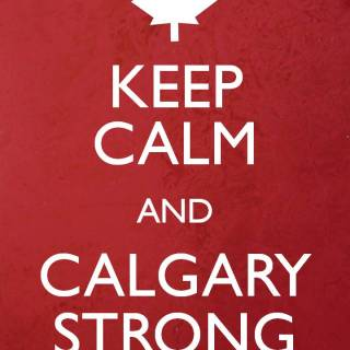 Keep Calm and Calgary Strong #yycflood