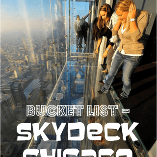 Willis Tower Chicago – Skydeck