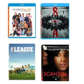 Catching Up On TV Show Seasons on DVD