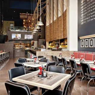 The Fish Shack Vancouver- Restaurant Design