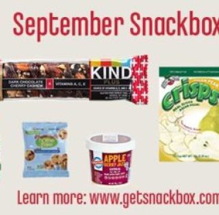 Snack Box – healthy snacks delivered