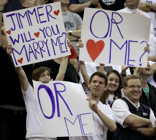Jimmer Fans