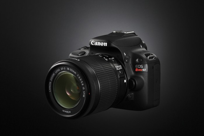 Canon EOS RebelSL1