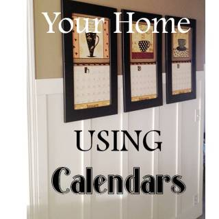 Keeping My Family Organized Using Calendars