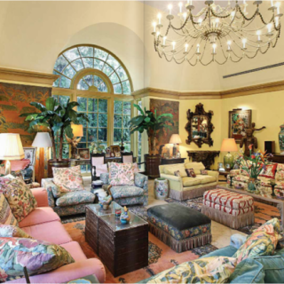 Property from the Estate of Lilly Pulitzer