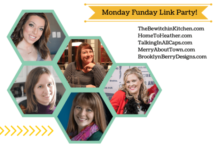 Funday Monday Link Party
