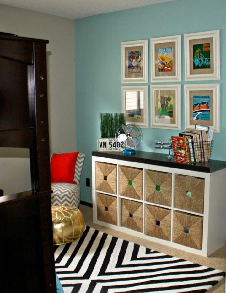 Disney Inspired Boys Room