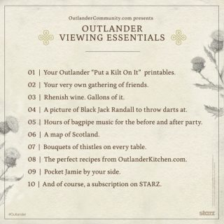 Update: How I Like The Outlander Series