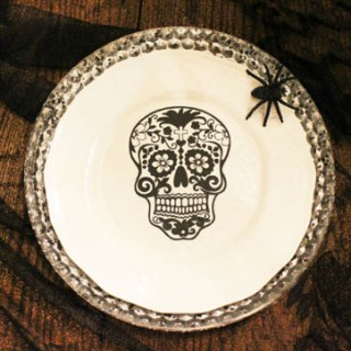 Sugar Skulls Halloween Party Decor