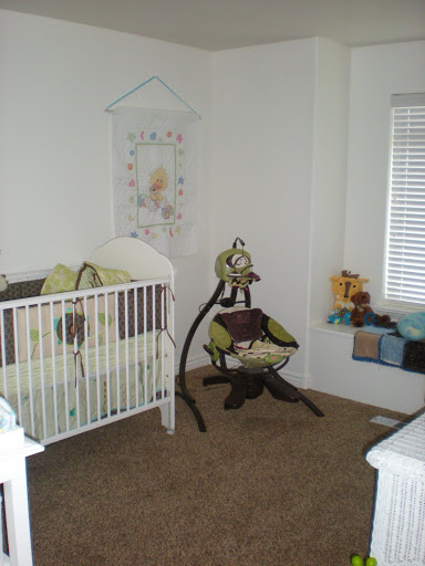 Baby room Before