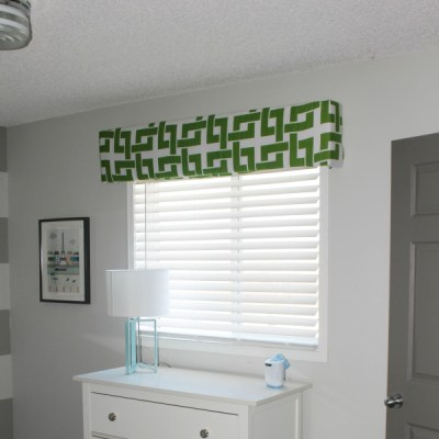 Finishing Touches and Cordless Faux Wood Blinds