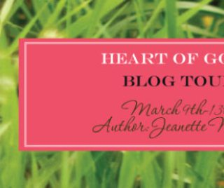 Book Review: Heart of Gold By Jeanette Miller