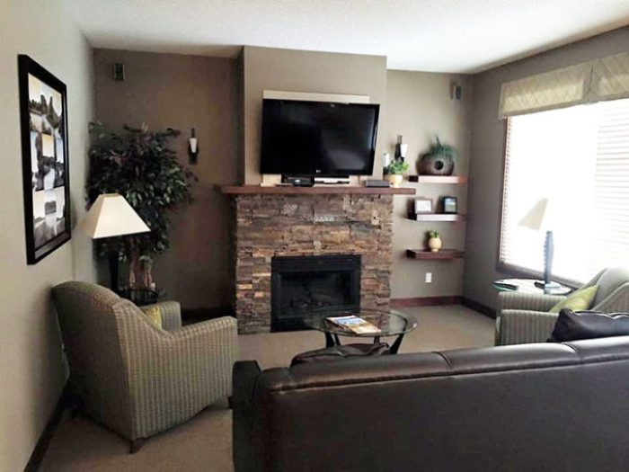 Big Horn Meadows Living Room