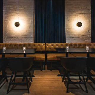 Restaurant Design: Model Citizen Speakeasy Style