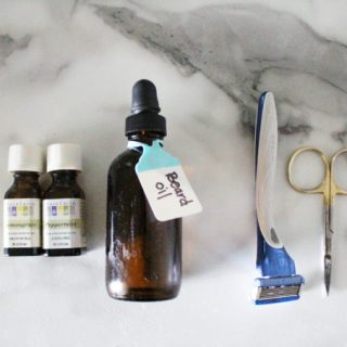 DIY Beard Oil – Fathers Day Gift Idea