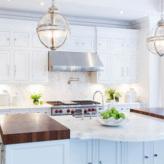 High Tech Kitchen Trend - Brooklyn Berry Designs