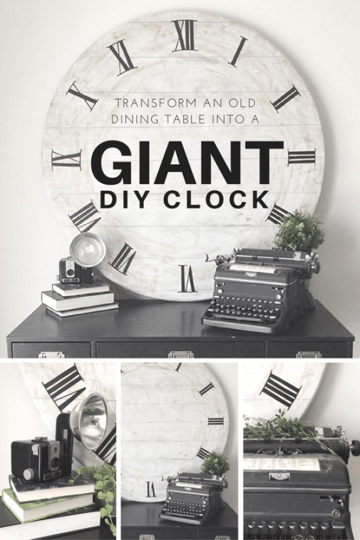 DIY Giant clock