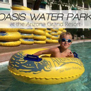 Arizona Grand Resort – Oasis Water Park