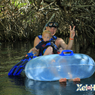 MEXICO FAMILY FUN – XEL-HA